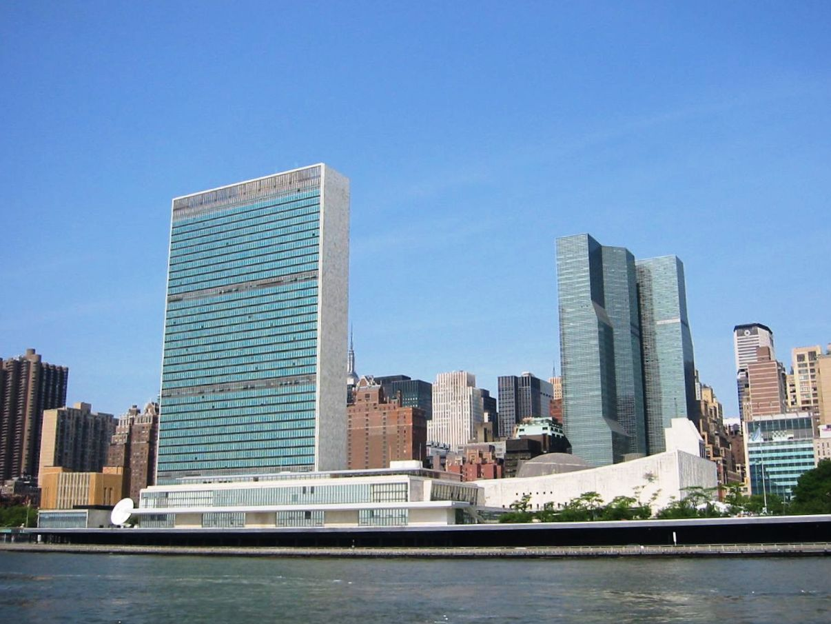 The UN gets resolutions passed against Israel