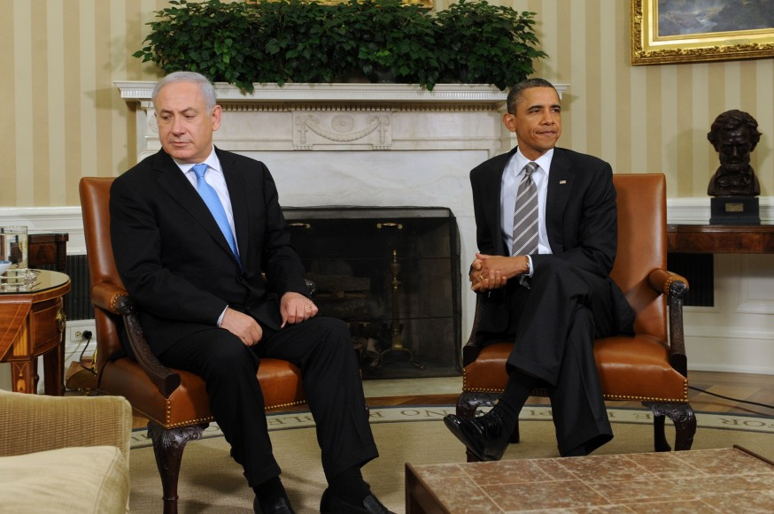 Obama decides to punish Israel